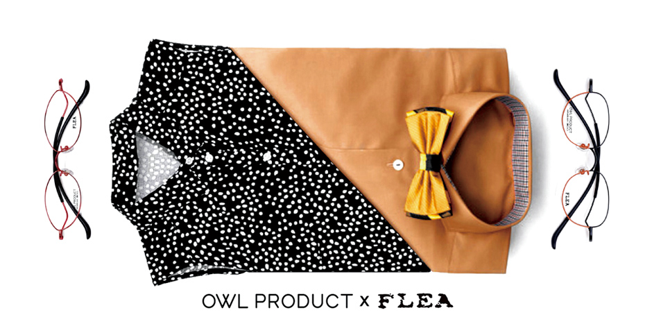 OWL PRODUCT x FLEA