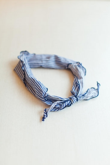 joia stripe hair band