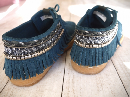 Laidback London Moccasin shoes