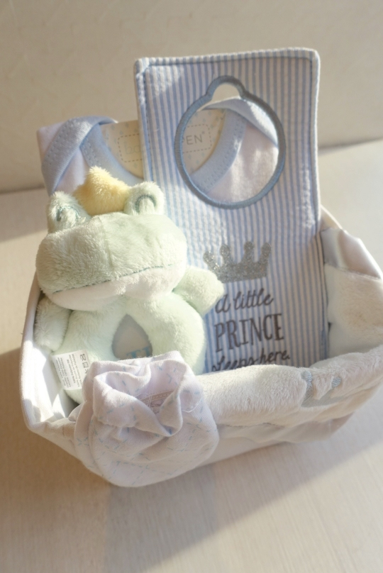 Aspen brands 6piece gift set for little prince