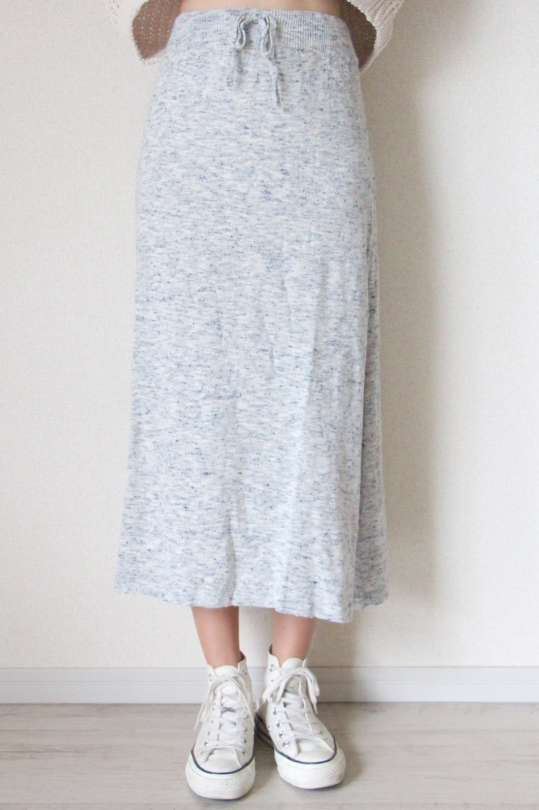 Love Stitch knit skirt