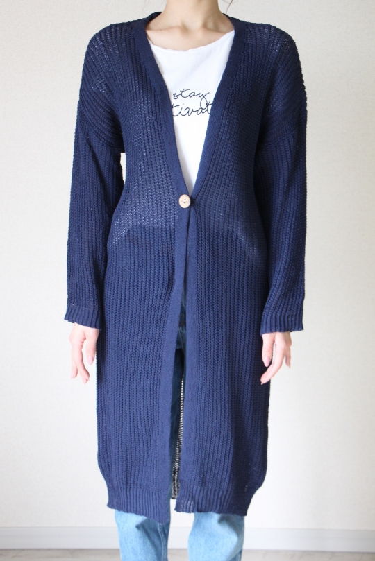 Susy Mix crochest knit cardigan