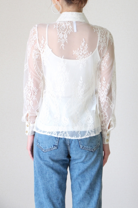 IMPERIAL lace blouse