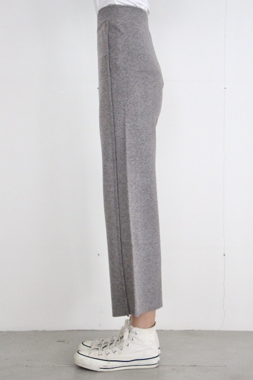 THML gray knit pts