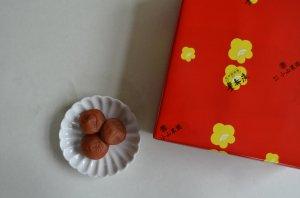 豊梅漬 1kg 化粧箱
