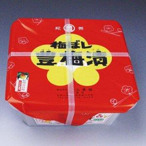 豊梅漬 3kg 角タル