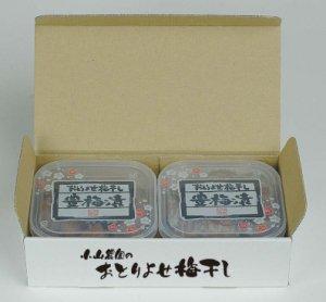 豊梅漬 500g(250g×2)小分けタイプ