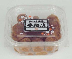豊梅漬 3kg(500g×6)小分けタイプ