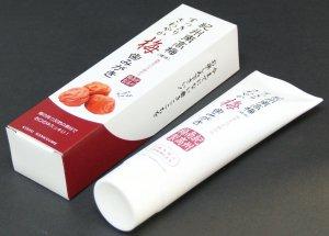 紀州南高梅使用 梅歯磨き