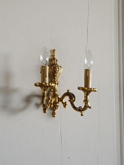 2灯ウォールランプ.16A
