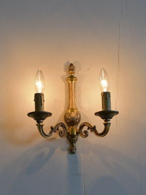 2灯ウォールランプ.19B