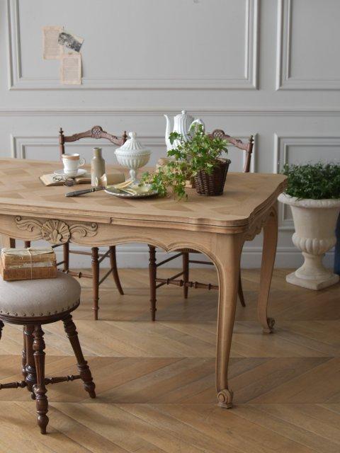 フレンチ伸縮テーブル