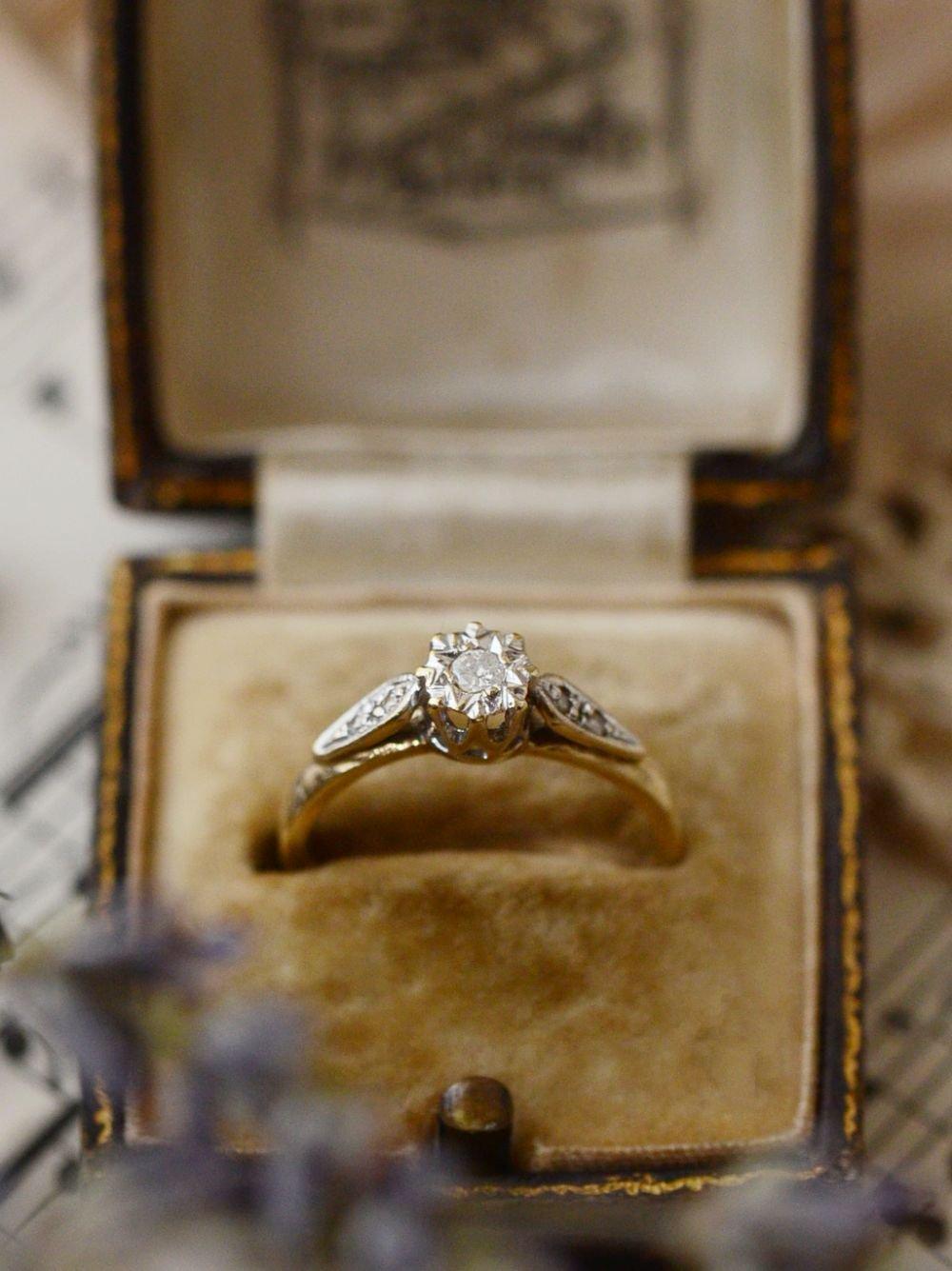 ダイヤモンドリング.5