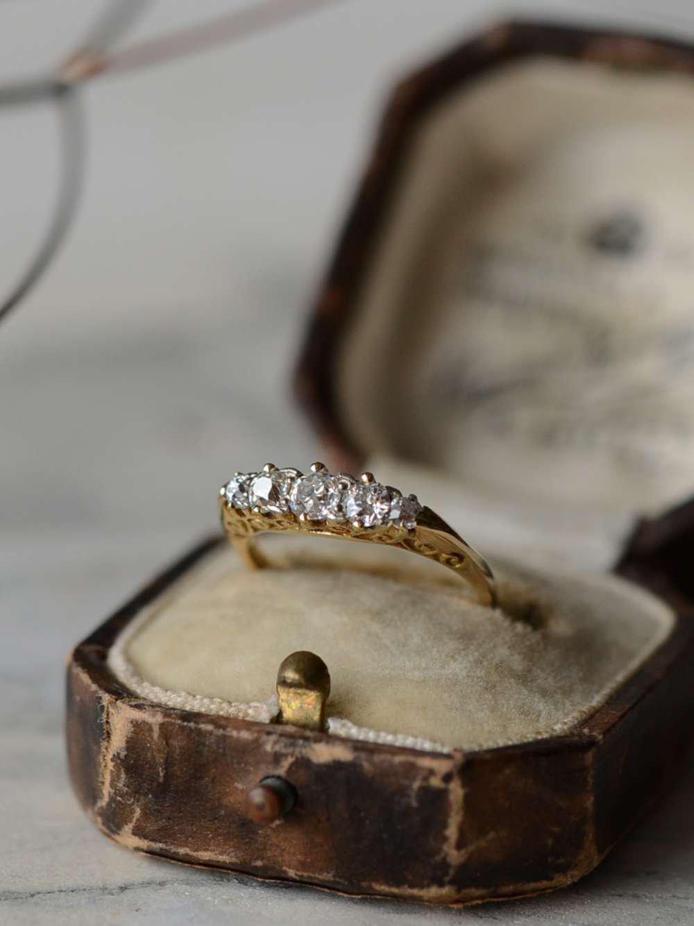 ダイヤモンドリング.7