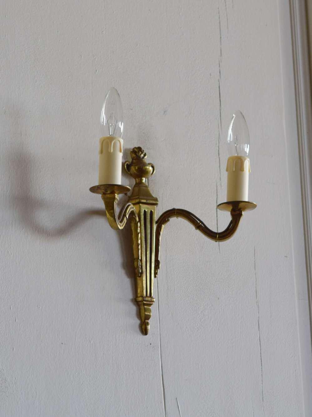 2灯ウォールランプ.30B