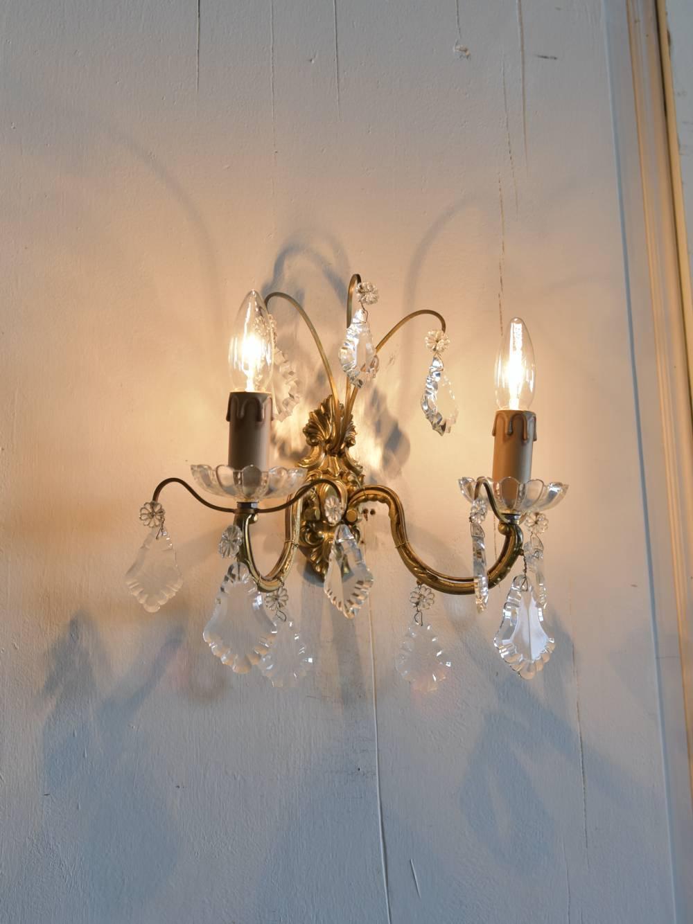 2灯ウォールランプ.31B