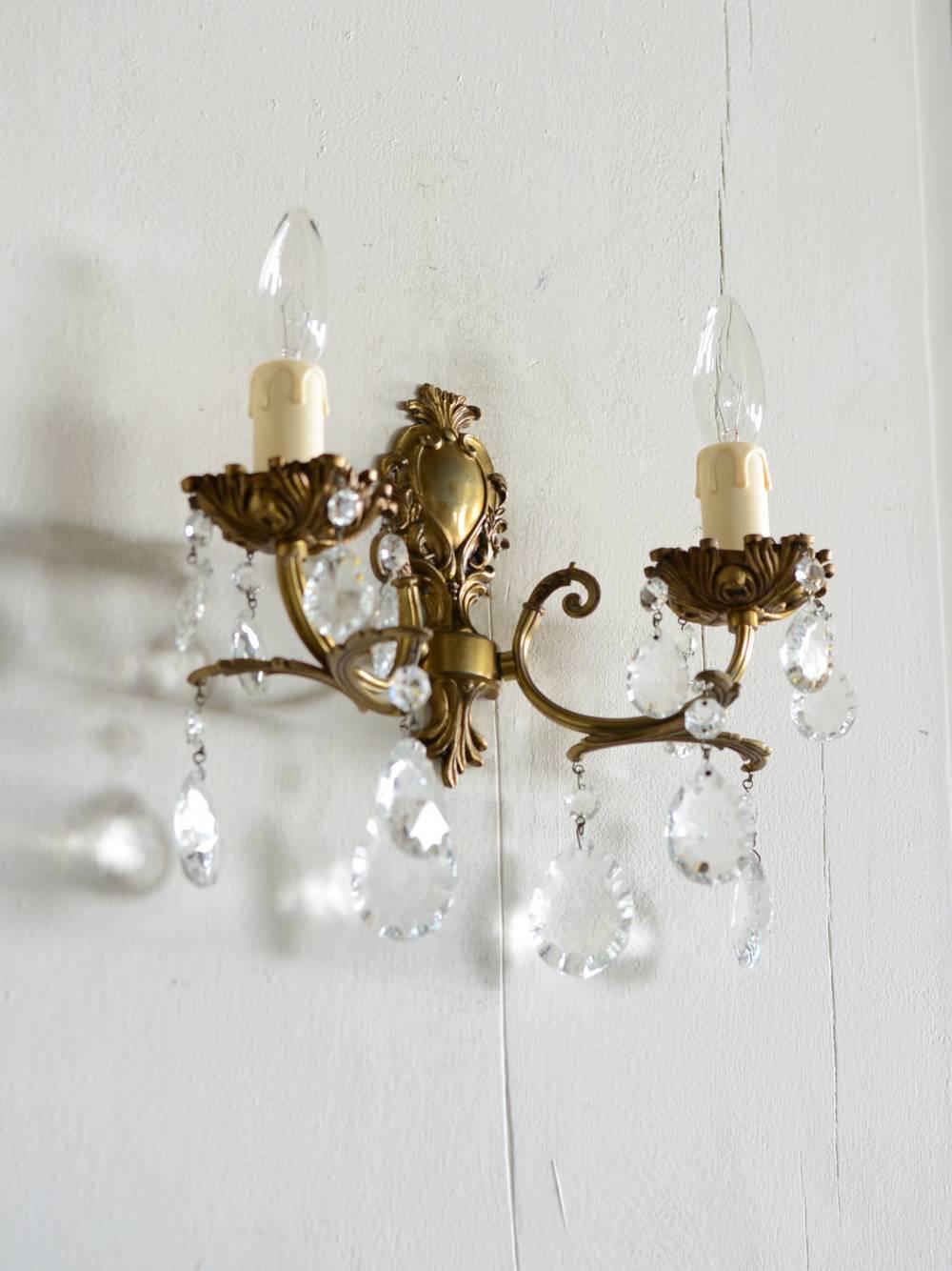 2灯ウォールランプ.35