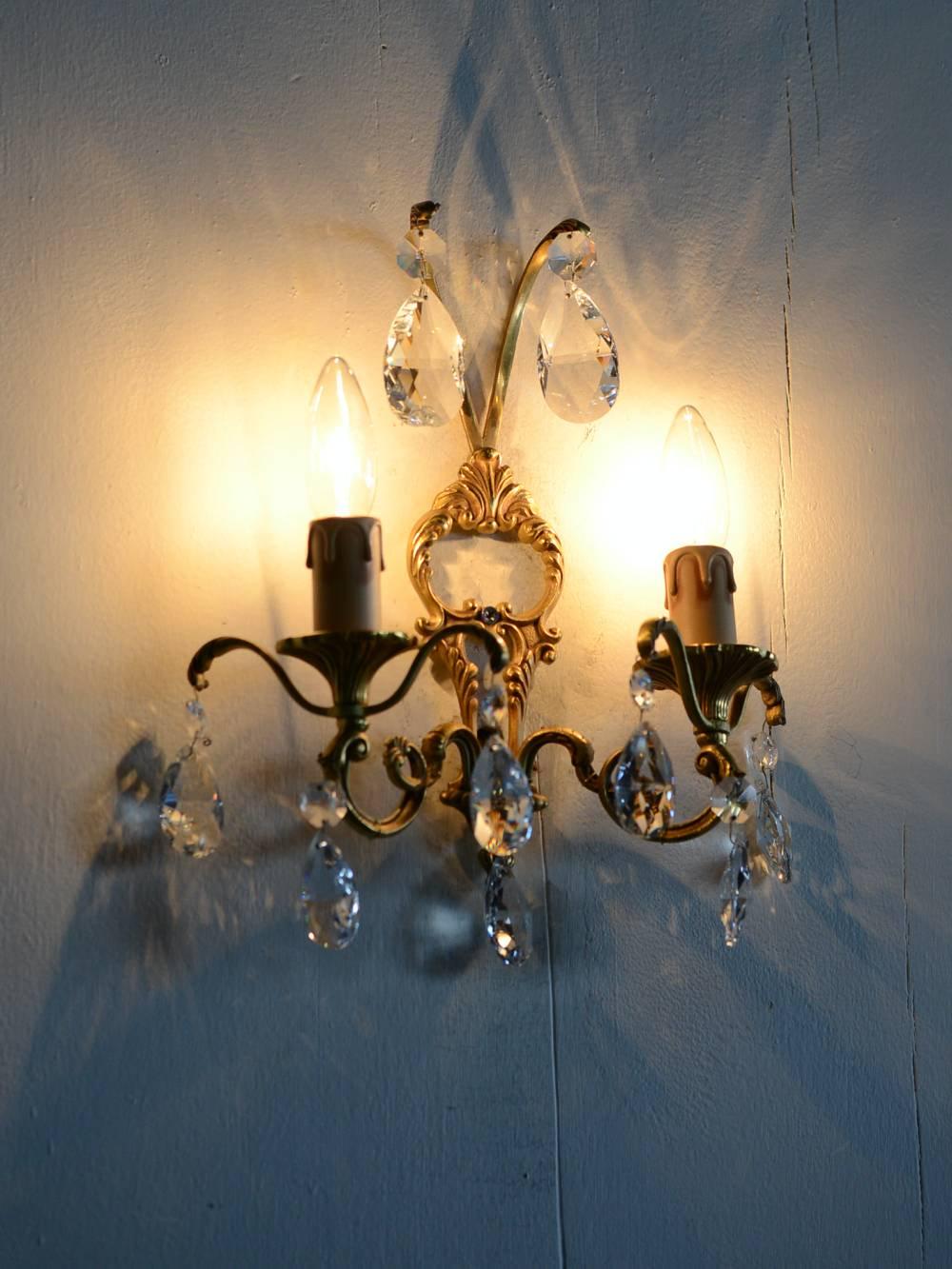 2灯ウォールランプ.39A