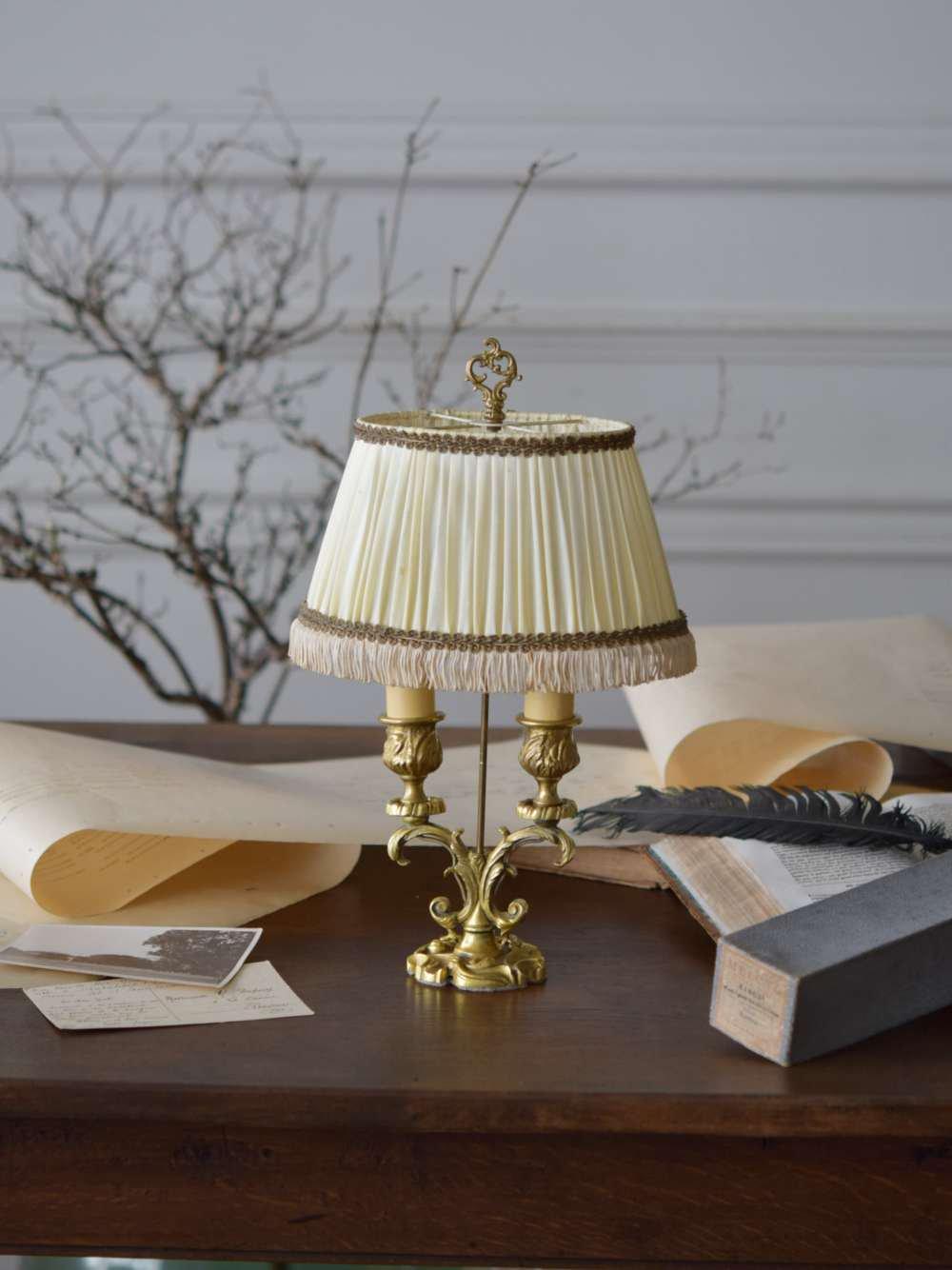 2灯テーブルランプ.6