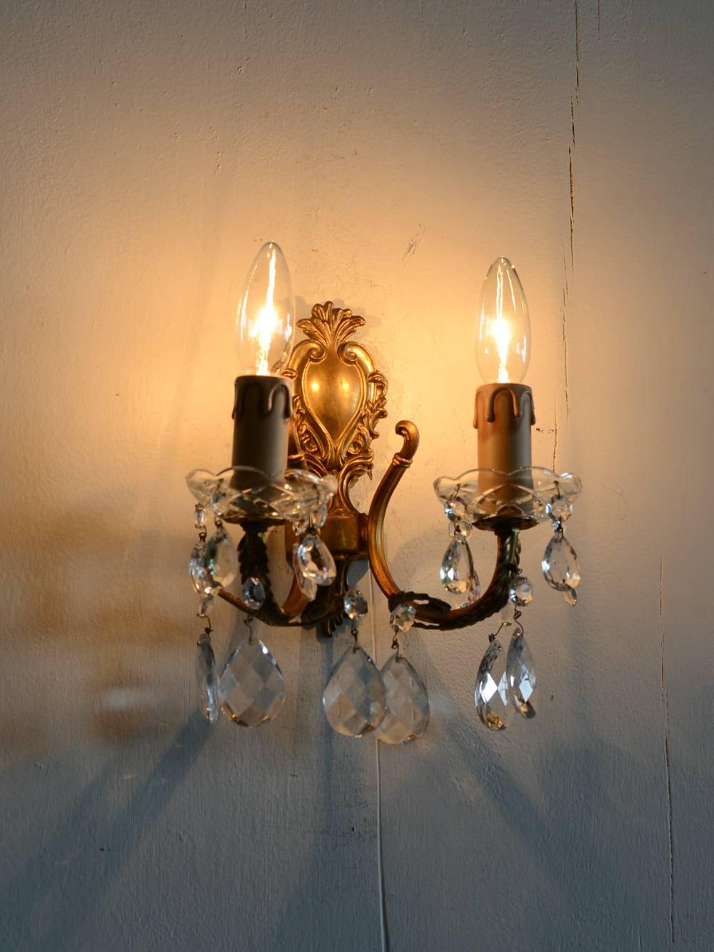 2灯ウォールランプ.40B