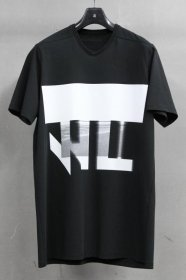 <img class='new_mark_img1' src='//img.shop-pro.jp/img/new/icons2.gif' style='border:none;display:inline;margin:0px;padding:0px;width:auto;' />NIL&oslash;S(ニルズ)  COTTON BOIL JERSEY ショートスリーブカットソー  (BLACK)