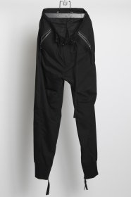 <img class='new_mark_img1' src='//img.shop-pro.jp/img/new/icons2.gif' style='border:none;display:inline;margin:0px;padding:0px;width:auto;' />JULIUS(ユリウス) NYLON SERGE Tactical Pants (BLACK)