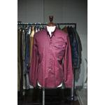 <img class='new_mark_img1' src='//img.shop-pro.jp/img/new/icons20.gif' style='border:none;display:inline;margin:0px;padding:0px;width:auto;' />junhashimoto  light oxford  FLAP BD SHIRTS    (BURGUNDY)