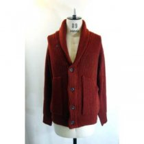 <img class='new_mark_img1' src='//img.shop-pro.jp/img/new/icons1.gif' style='border:none;display:inline;margin:0px;padding:0px;width:auto;' />attack the mind 7    SHAWL CARDIGAN KNIT  (WINE/BRONZE)