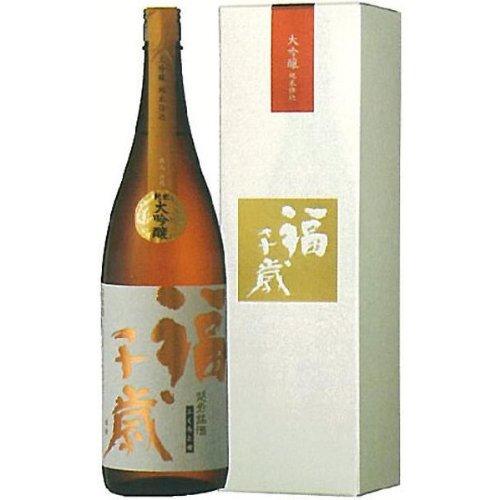 福千歳 純米大吟醸 1800ml 6本セット 田嶋酒造株式会社