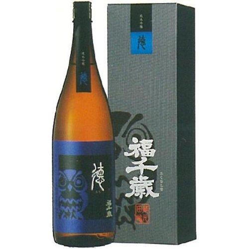 福千歳 山廃純米吟醸 徳 1800ml 6本セット 田嶋造酒株式会社