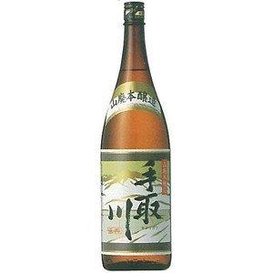 手取川 山廃本醸造 1800ml 6本セット 株式会社吉田酒造店