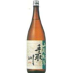 手取川 山廃仕込純米 1800ml 6本セット 株式会社吉田酒造店