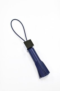 BUILDING BLOCK  NAVY TASSLE CUBE