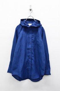 STOF パーカーシャツ - BLUE
