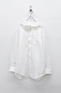 STOF パーカーシャツ - WHITE