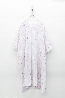 bedsidedrama フラグメンツ2WAYカーディガン - PINK