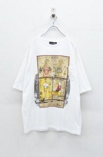 elephant TRIBAL fabrics リミテッドプリントTシャツ