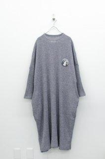 STORAMA キュレーターマキシサマーニット - BLUE