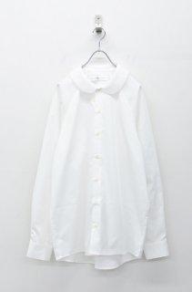BALMUNG 丸襟シャツ - 白