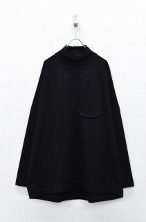 My Beautiful Landlet ハイネックロングスリーブTシャツ - BLACK