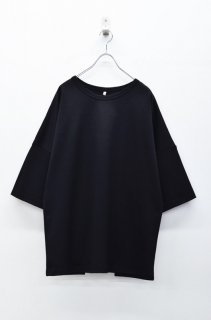 yoko sakamoto BIG TEE - BLACK