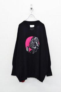 bedsidedrama × STAR WARS ポケットワイドセーター - BLACK