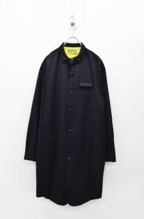 ohta black wool shirts