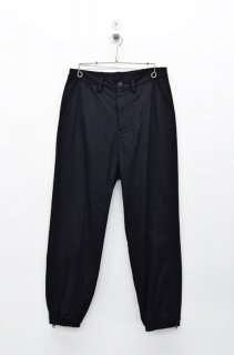 yoko sakamoto ATHLETIC PANTS - HERRINGBONE