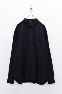 yoko sakamoto BIG SHIRTS - HERRINGBONE