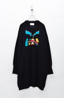 bedsidedrama オーロラの下の対話セーター