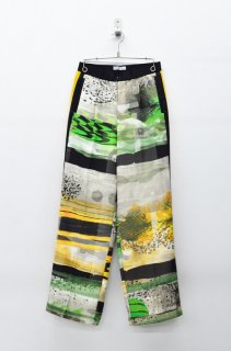 ohta shima wide pants (woman)