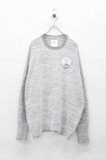 STOF 山人の優しいセーター - GREY