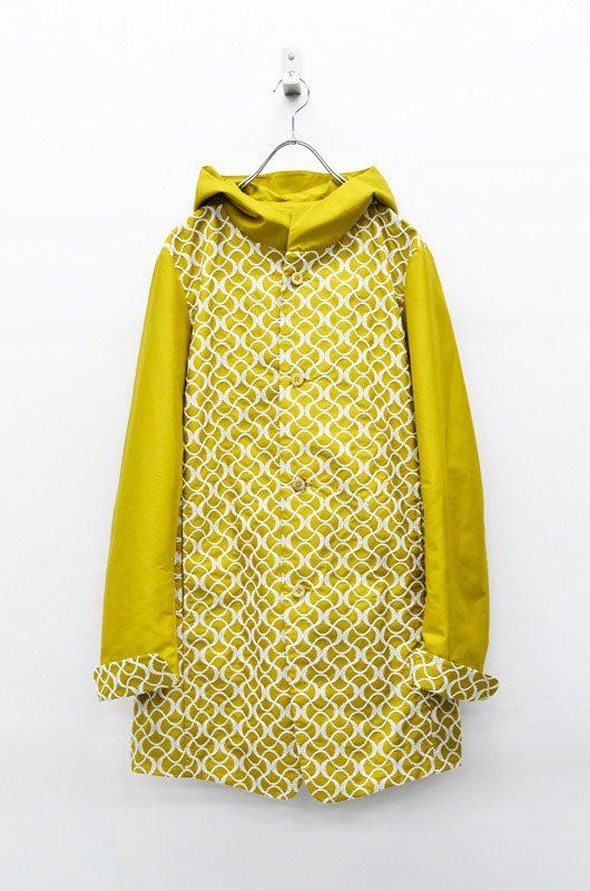 ohta karashi embroidery coat
