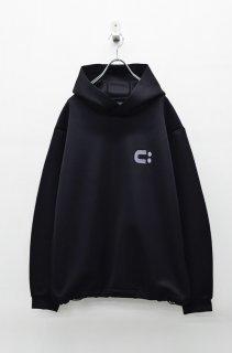 chloma C : エイドパーカー - BLACK